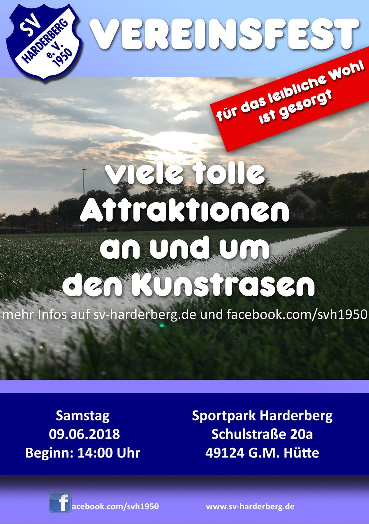 18 05 Plakat Vereinsfest