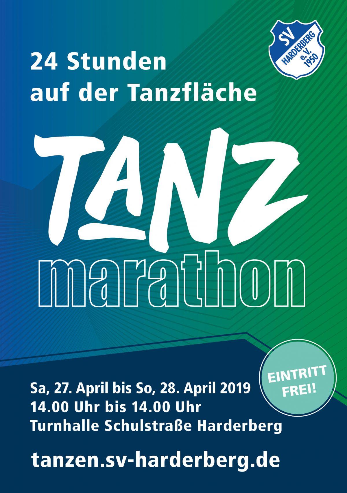 Tanzmarathon 1