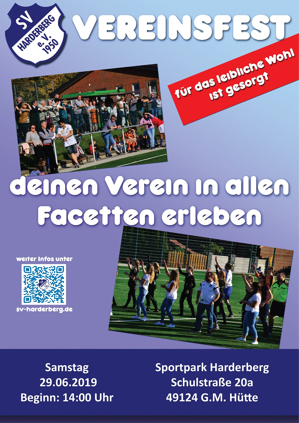 19 05 Vereinsfest Plakat