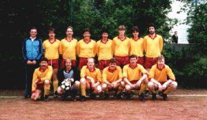 2. Herren 1987